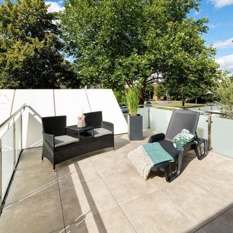 Doppelzimmer Premium Dachterrasse