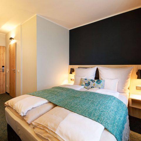 Doppelzimmerbett